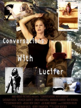 Conversations with Lucifer - Shevaun Cavanaugh Kastl